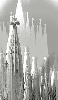 "Public Lecture ""Tectonics in Adaptive Reused Heritage - Learning from Gaudi's Sagrada Familia"""