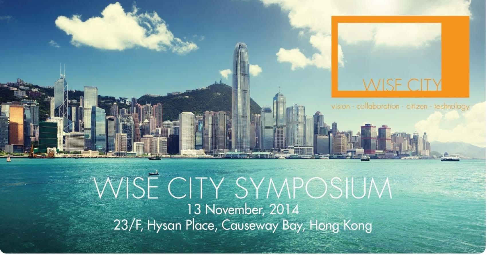 The WiseCity symposium