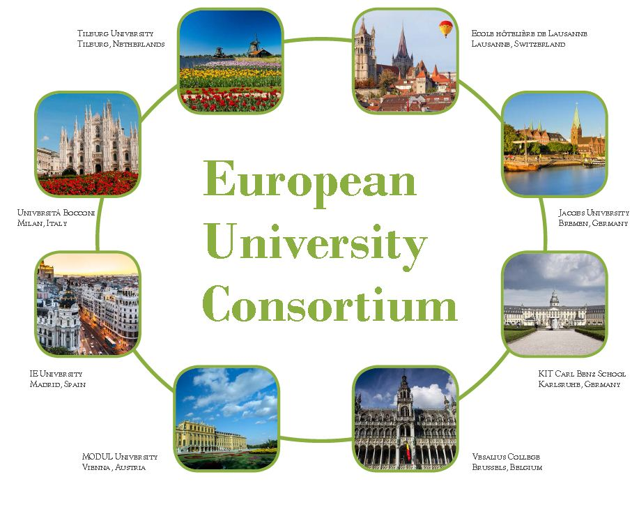 European Universities Consortium Fair