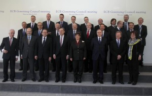 ECB Governing Council in Nicosia, Cyrus; Source: European Central Bank 2015