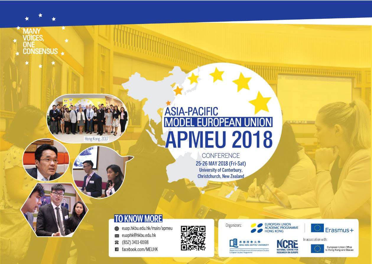 APMEU 2018 website poster