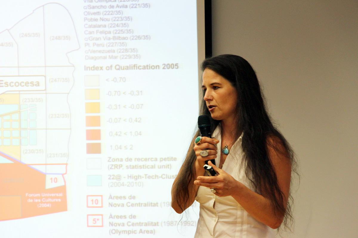 [Public Seminar] Barcelona, Smart City: Tradition and Innovation