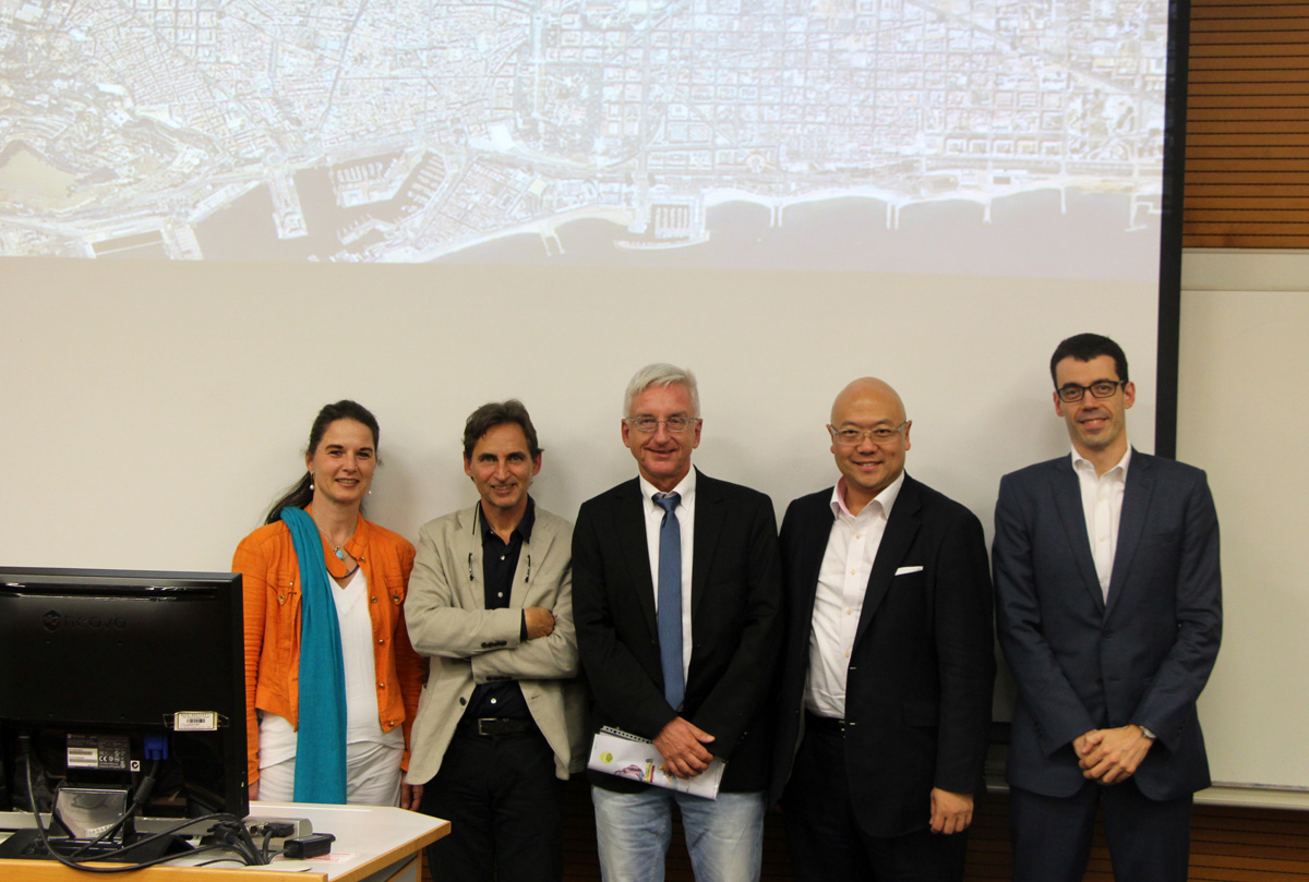 [Public Seminar] The Economic and Urban Transformation of a City - The Barcelona Experience