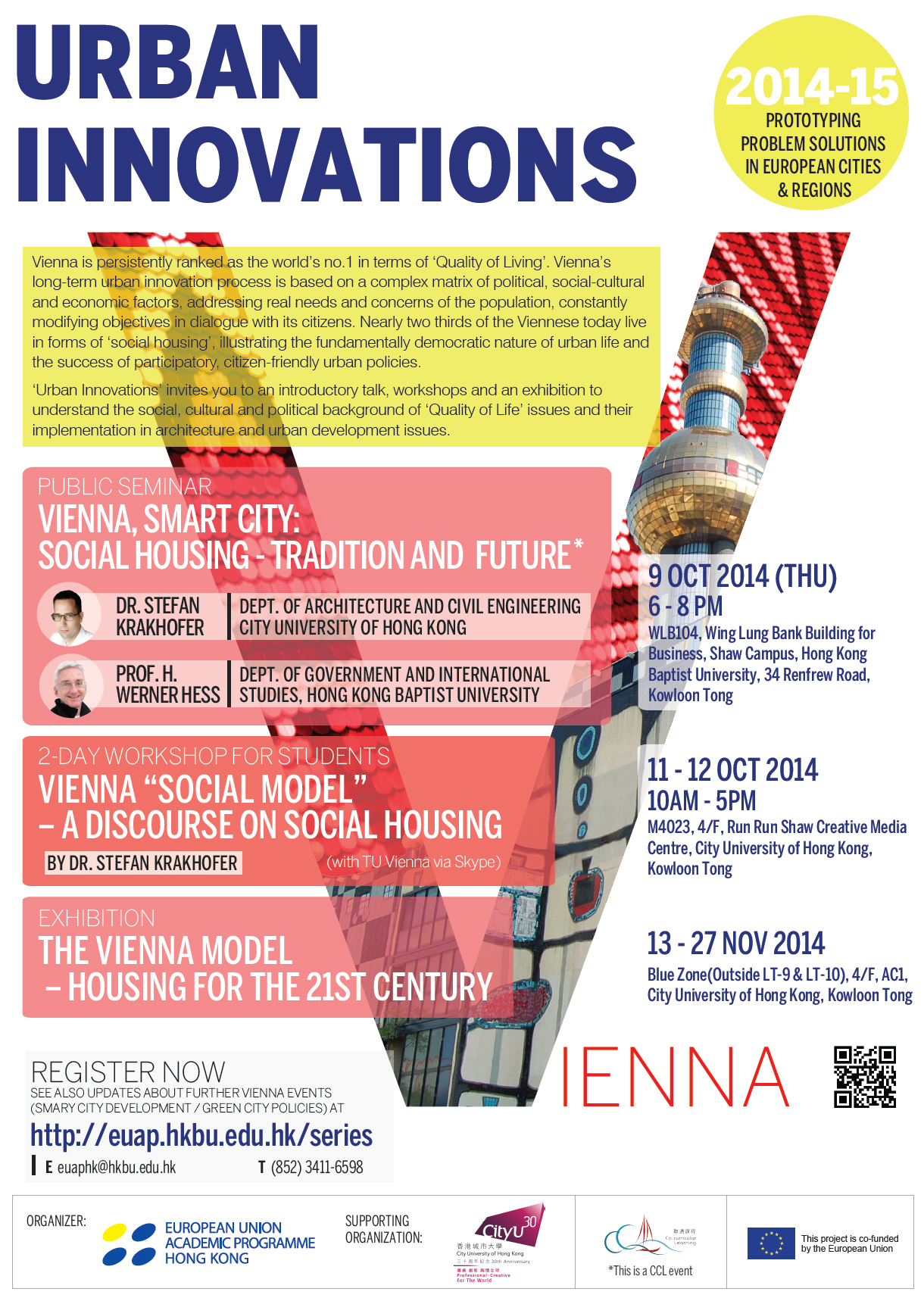 Vienna, Smart City: Social Housing - Tradition and Future