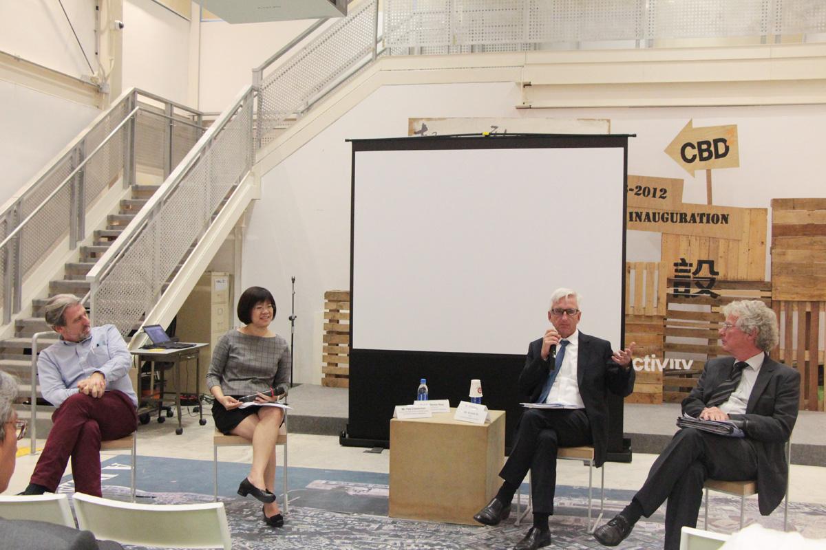 [Public Seminar] Hamburg – Hong Kong Dialogue: Major Urban Redevelopment Projects: HafenCity and International Building Exhibition (IBA) Hamburg and Kowloon East Hong Kong