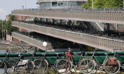 Source: Bicycle Parking Lot / AirBete@Wikipedia/ CC BY-SA