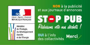 法國市民可以向環保局免費索取這張拒收垃圾郵件的貼紙 Source: EU waste management best practices