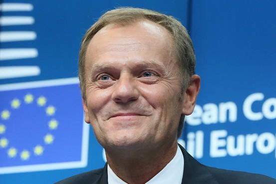 Donald Tusk_European Pressphoto Agency