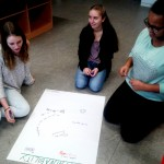 Nelson Mandela School brainstorming